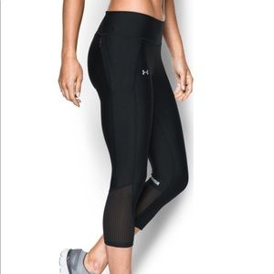 S, M OR L UNDER ARMOUR FLY BY CAPRIS NEW